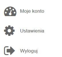 Ustawienia profilu