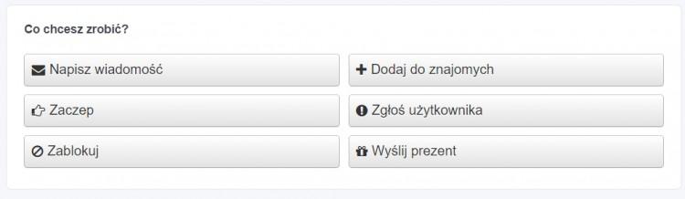 Zgłoszenie użytkownika